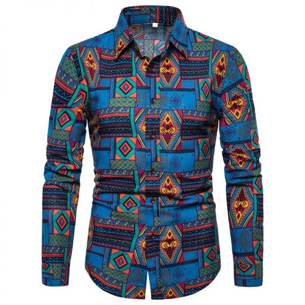 New african clothes shirts men fitness robe africaine 3d printed africa clothing hip hop african dress,Asian size 4