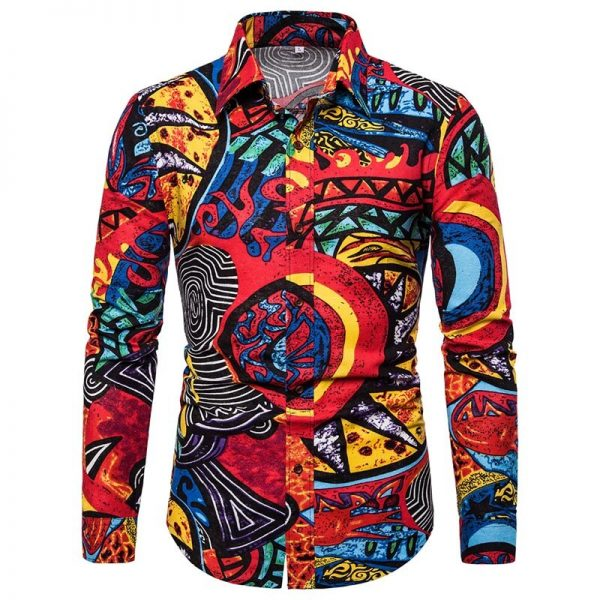 New african clothes shirts men fitness robe africaine 3d printed africa clothing hip hop african dress,Asian size 2