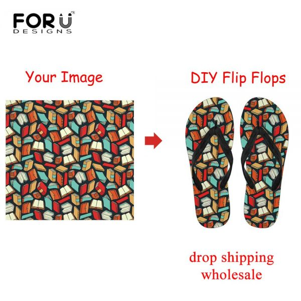 FORUDESIGNS Summer Men Slippers African Design Soft Soles Non-slip Male Casual Beach Flip Flops Shoes Outside Flats Dropshipping 3