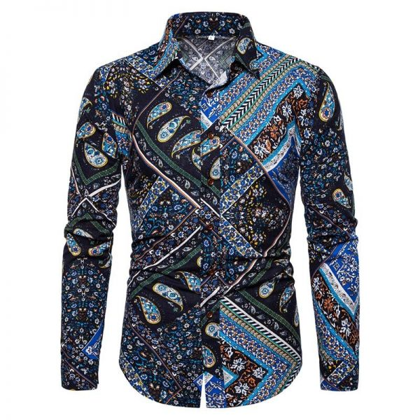 New african clothes shirts men fitness robe africaine 3d printed africa clothing hip hop african dress,Asian size 5